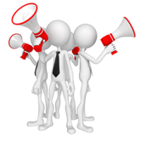 group-of-business-people-with-megaphone_MJi70tAO